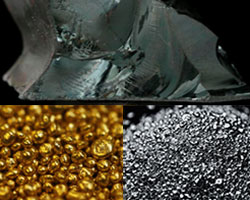 Recovery of precious metals including Gold , Silver , Selenium and so on from anode sludge of copper production factories