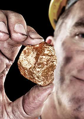 Recovery of precious metals including Gold